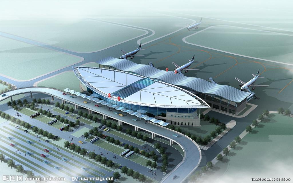 东营飞机场
